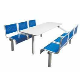 Spectrum Canteen Furniture - 6 Seater