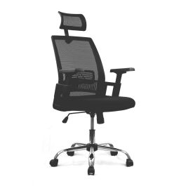Alpha High Back Mesh Chair With Headrest