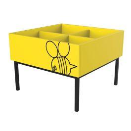 Children's Static Honey Bee Kinderbox