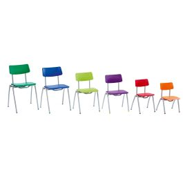Metalliform Bs Two Piece Classroom Chair
