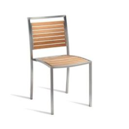 Buzz Outdoor Stacking Side Chair