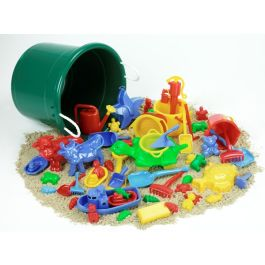 Sand & Water Play Set 48 pieces