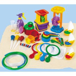 Water Play Toys Set of 36