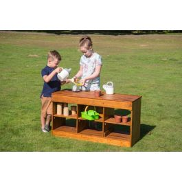 Outdoor Role Play Kitchen Bench