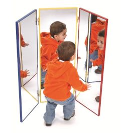 Children's Triple Unbreakable Mirror
