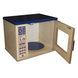 Bourneville Role Play Microwave