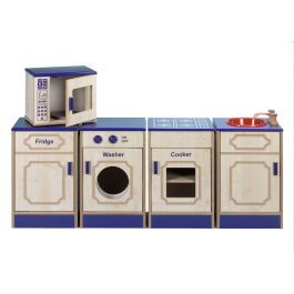 Bourneville Complete Role Play Kitchen Set