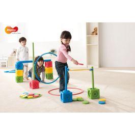 Children's Motor-Skills Universal Set - 114 Pieces