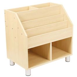 Victoria Children's Double Sided Book Shelf