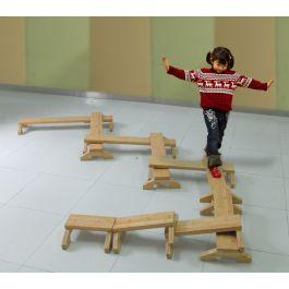 Bamboo Balance Path Set of 9 Pieces