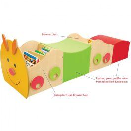 Children's Caterpillar - Book Browser Unit