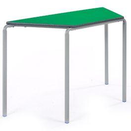 Premium Trapezoidal Classroom Table - Duraform Edge