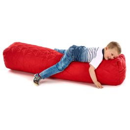 4 Seater Outdoor Quilted Beanbag Bench