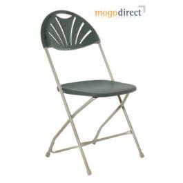 Mogo Classic Plus Fan Back Folding Chair