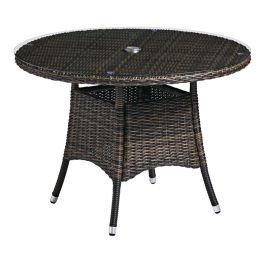 CLOVA Weave Outdoor Dining Table