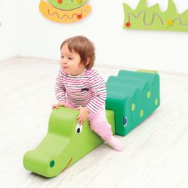 Soft Play Activity Set Foam Crocodile