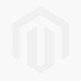 Create Fast Food Perforated Metal Bench Seating Unit