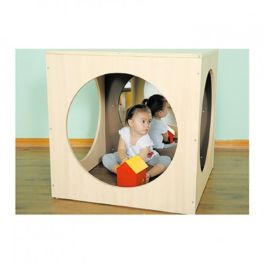 Cube Mirror Playspace