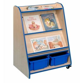 Denby Mobile Display Storage Unit