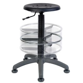 Deluxe Draughter Polly Height Adjustable Stool