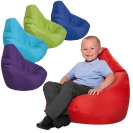 Children's Bean Bag Reading Chair - Pack of 5