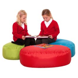 2 Seater Oval Pod Bean Bags - Pack of 3