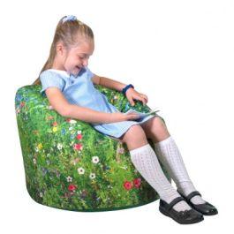 Summer Meadow Children's Bean Bag