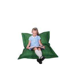 Spring Grass Children's Bean Bag Floor Cushion