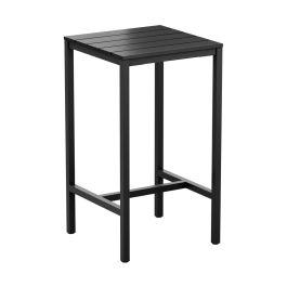EKO Square Recycled Poseur Table