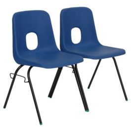 Hille E Series Linking Chair - 430mm