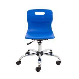 Titan Swivel Junior Classroom Chair