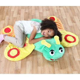 Back to Nature Giant Floor Cushion - Betsy Butterfly