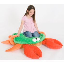 Under The Sea Norman Crab Giant Floor Cushion
