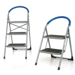 Folding Step Ladders Rubber Handle