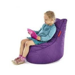 Children's Quilted Flop Pod Bean Bags