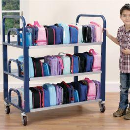 Tuf™ Double Lunchbox Trolley