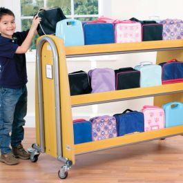 Tuf2™ Single Lunchbox Trolley
