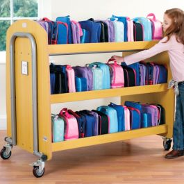Tuf2™ Double Lunchbox Trolley