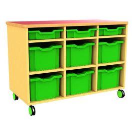 Funky Multi Tray Storage Unit