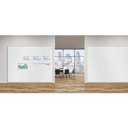 WriteOn Frameless Magnetic Whiteboard - Large