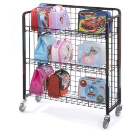 Budget Lunchbox Storage Trolley