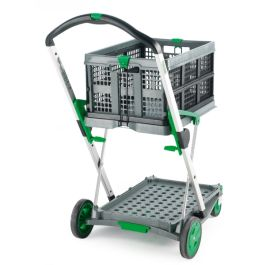 Clever Trolley with Folding Box