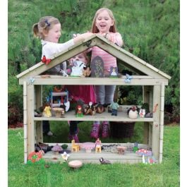 Early Years Woodland Hideaway Outdoor Dolls House