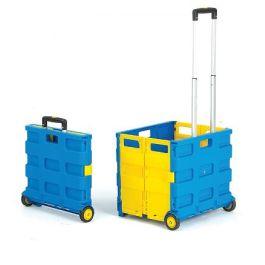 Plastic Folding Box Trolley