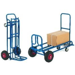 Two Way Cargo Truck 250kg Capacity