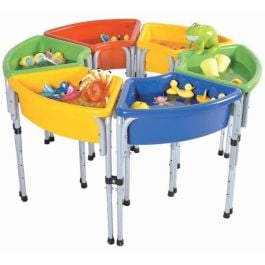 Sand & Water Play Tub (Set of  6)