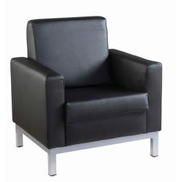 Helsinki Square Back Reception Single Tub Chair