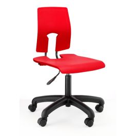 Hille SE Polypropylene Swivel Chair