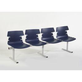 Hoxton Polypropylene Beam Seating Unit