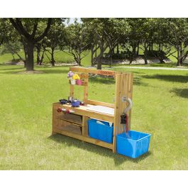 Early Years Outdoor Kitchen with Water Pump